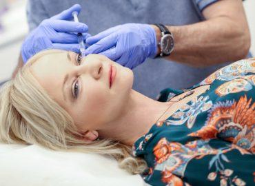 Bozó Andrea a NANOSOFT™ szemkörnyék fiatalítás kezelésünket választotta!